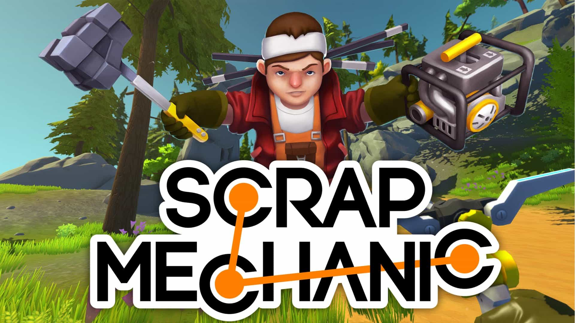 about-scrap-mechanic-game